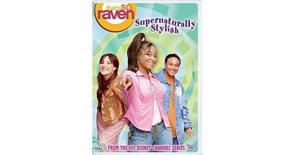 Amazon.com: Thats So Raven - Supernaturally Stylish: Raven ...