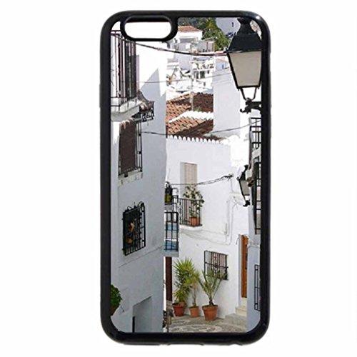iPhone 6S / iPhone 6 Case (Black) Narrow Street