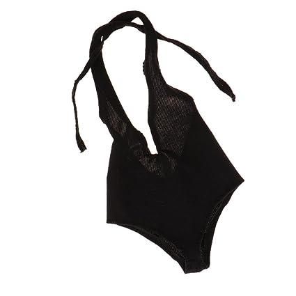 1//6 weibliche Körper Strümpfe für 12 /'/' Action Figure Zubehör schwarz /&