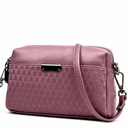 sac sac Couleur style mobile sac 13 femmes cm summer de 7 coursier sac petites black Taro groupe de pochette 20 nouveau PRq5E5wF