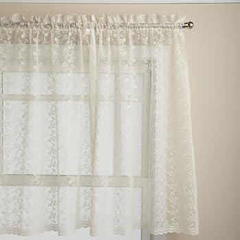 Amazon Com Lorraine Home Fashions Priscilla 60 Inch X 36