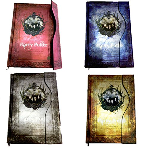SM - Agenda diaria Harry Potter, estilo vintage, Grifondoro ...