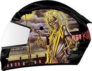 Rockhard Iron Maiden Series 3 Graphic Full Face Helmet (Medium)