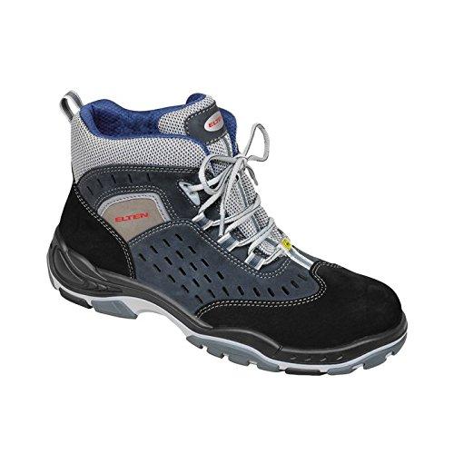Elten 76183–39industry Air zapatos de seguridad ESD S1, Varios colores, 2061664