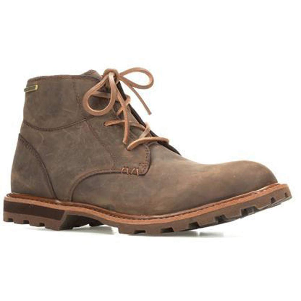 Muck Boot Men's Freeman Rain Boot Brown 7 Regular US