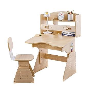 Juegos de mesas y sillas Mesas de estudio y sillas Se pueden levantar y bajar escritorios