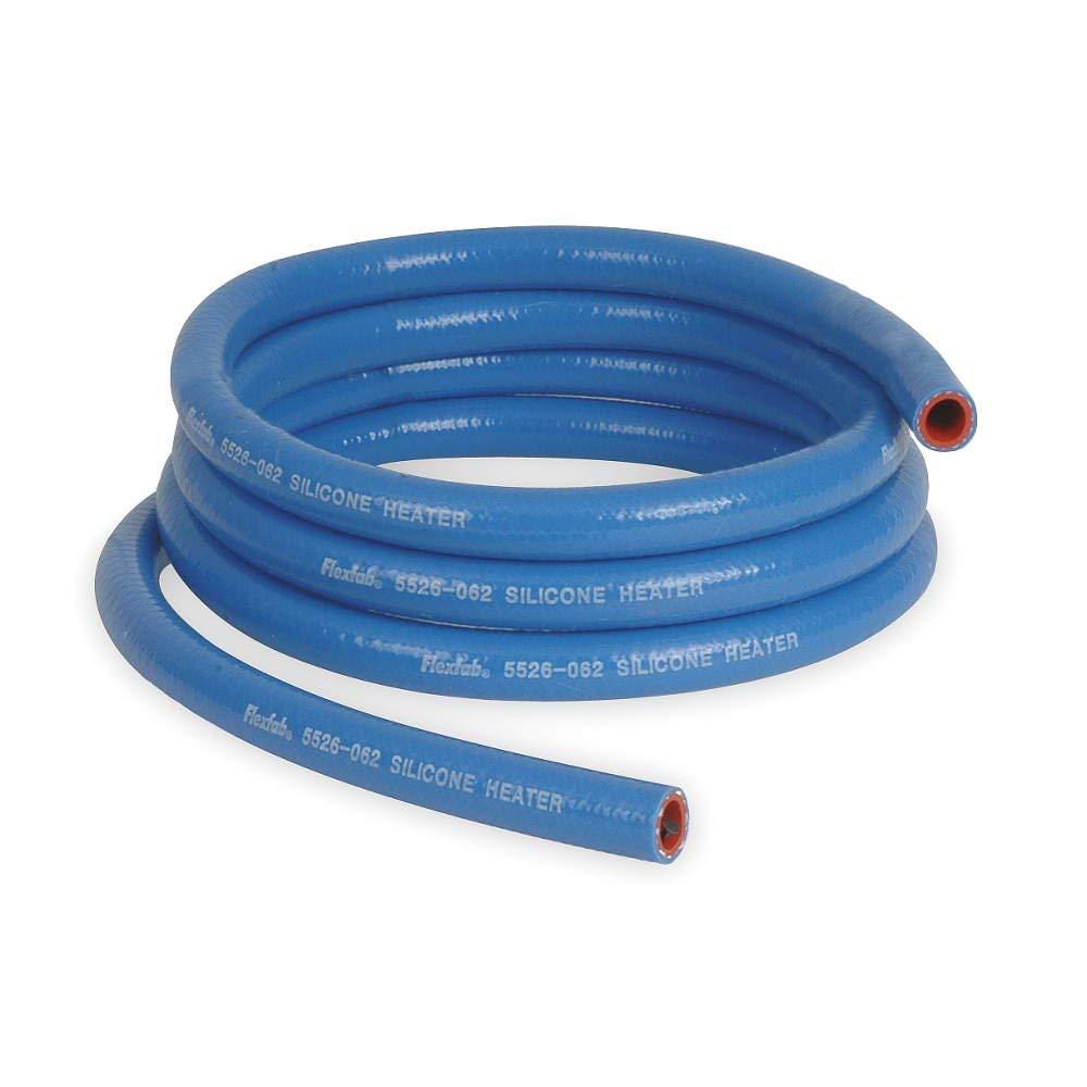 FLEXFAB 3/4'' X 5' Blue Silicone HI-Temp Heater Hose 5526