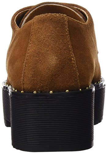 78759 Whisky Sixtyseven Zapatos Suede Mujer d4q6Iq