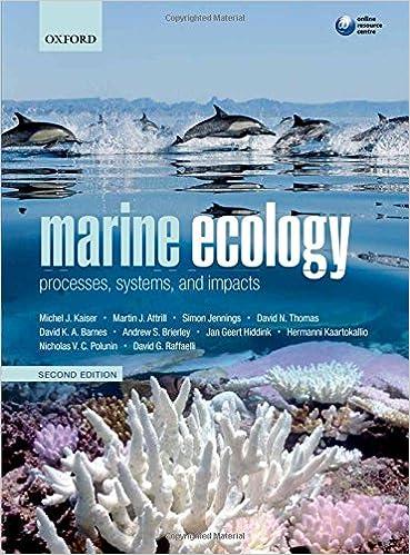 marine ecology ebook free