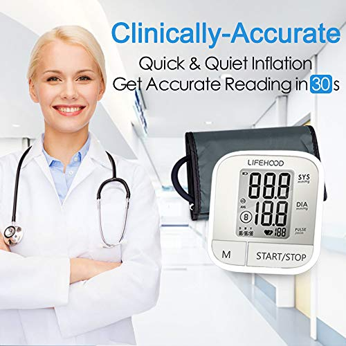Buy at home blood pressure monitor