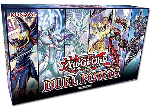 Yu-Gi-Oh! KONDUPO Duel Power, Multi ()