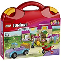 LEGO Juniors la Granja de Mia veliz 10746Juguete para 4-year-olds