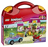 Best LEGO Friend And Sisters - LEGO Juniors Mia's Farm Suitcase 10746 Toy Review