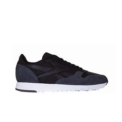 Reebok Men's CL Leather MO Fashion Sneaker