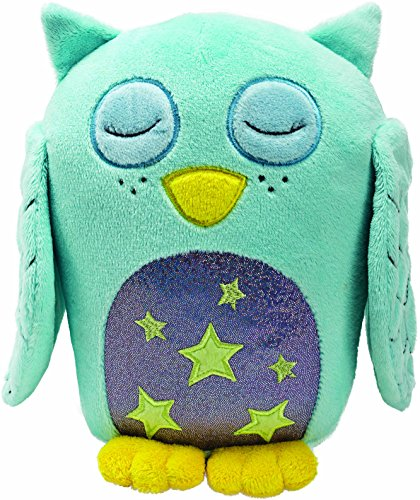 Plush Glow In The Dark Bedtime Buddies Baby Soft Toy