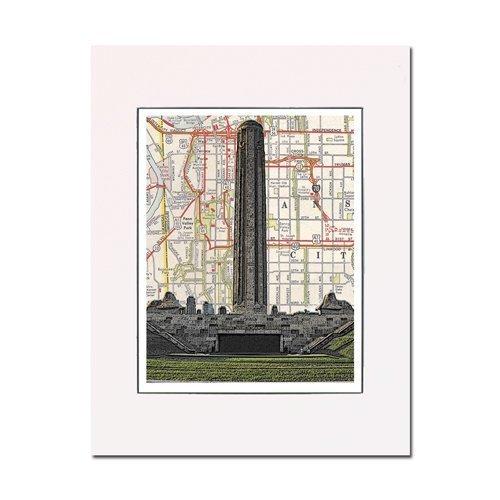 Amazon.com: Liberty Memorial and World War One Museum,Kansas City ...