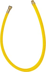 Underhill A-PH 30-Inch Hose for Pitot Tube and Gauge, 300 PSI Burst, Yellow