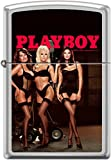 Zippo Playboy March 2002 Cover Windproof Lighter