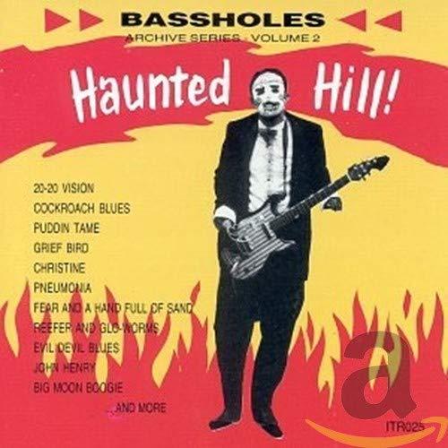 Los Angeles Mall Overseas parallel import regular item Haunted Hill
