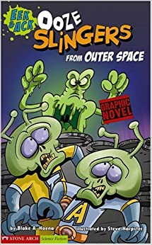 Ooze Slingers from Outer Space: Eek & Ack (Graphic Sparks)