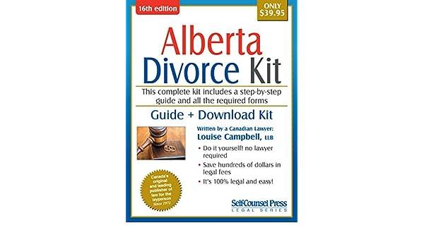 Divorce kit for alberta guide download kit alison sawyer divorce kit for alberta guide download kit alison sawyer 0069635806289 books amazon solutioingenieria Images