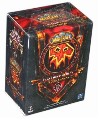 World of Warcraft TCG WoW Trading Card Game 2011 Class Starter Deck Horde Tauren Shaman ()