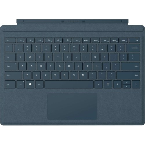 Microsoft Surface Pro Signature Type Cover- Cobalt Blue (Microsoft Type Cover For Surface Pro Blue)