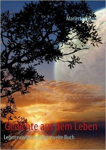 Gedichte Aus Dem Leben German Edition Marietta Heims