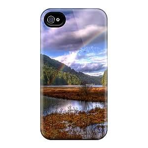 Special CaroleSignorile Skin Cases Covers For Iphone 6, Popular Rainbow Phone Cases
