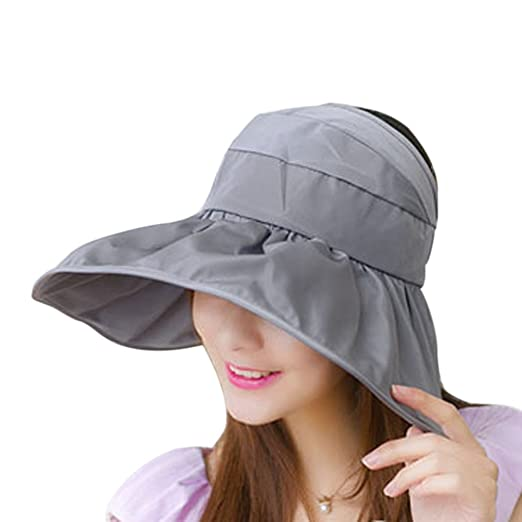 219247e18 Summer Floppy Big Brim Lace Beach Cap UPF 50+ Waterproof Fishing Sun Hat  For Women Packable