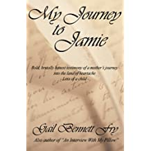 My Journey to Jamie: Bold, Brutally Honest Testimony of a Mother's Journey into the Land of Heartache--Loss of a Child by Gail Fry (2004-09-25)