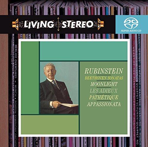 Beethoven: Piano Sonatas - Piano Rubinstein Arthur