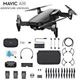 DJI Mavic Air Foldable Quadcopter Fly More Combo (Onyx Black) CP.PT.00000156.01 Review