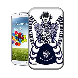 X-Cases Beijing-Opera,Paper-Cut TPU Protector Hard Cover Case For Samsung Galaxy S4
