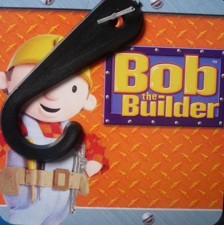 Lunettes de Soleil Pour les Enfants Rouge officielle Bob the Builder / Bob le Bricoleur , 100% de protection UV - Marchandise certifiée Bob the Builder