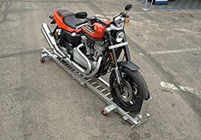 Condor Motorcycle Garage Dolly for Wheel Chock / Trailer Stand from T.C. Development and Design, Inc.