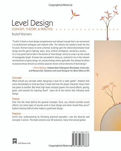 Level Design Concept Theory And Practice Amazoncouk Rudolf - High concept document game design