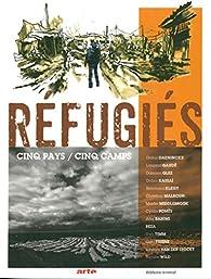 Réfugiés : Cinq pays / cinq camps par Cyrille Pomès