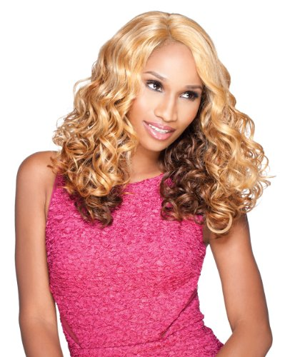Sensationnel Empress Lace Front Edge Wig - KEESHA (DXR4633)]()