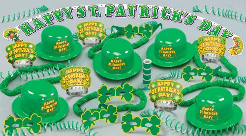 Irish Eyes Asst for 10 Party Accessory  (1 - Eyeglass Factory Outlet