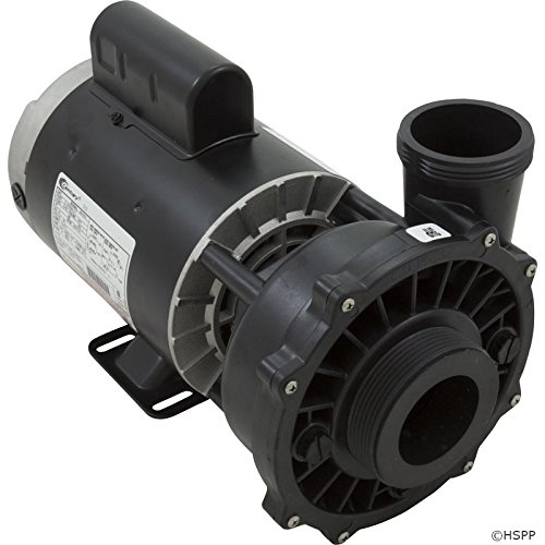 230v Low Water (Waterway Plastics 3721221-13 Executive 56 Frame 3 hp Spa Pump, 230 V)