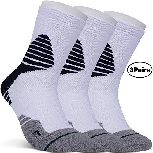Thick Protective Sport Cushion Elite Basketball Compression Athletic Socks – DiZiSports Store