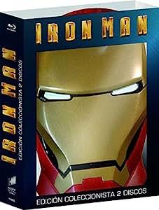 Iron Man (Edición Máscara) [Blu-ray]