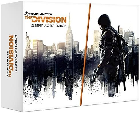 Tom Clancys The Division - Sleeper Agent Edition (Xbox One) by ...