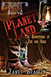 Planet Land, Janet Beasley, 0984881395