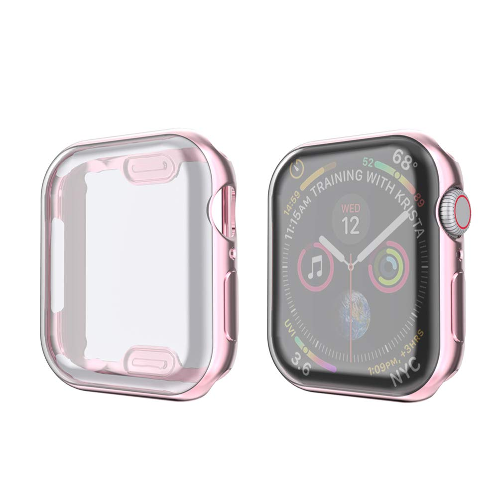 finest selection a1245 e2a09 Amazon.com: amBand Compatible for Apple Watch Series 4 Screen ...