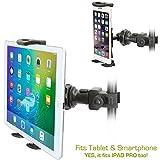 AccessoryBasics-EasyAdjust-Microphone-Mic-Stand-Tablet-Mount-for-Apple-iPad-PRO-Air-Mini-Samsung-Galaxy-Tab-Surface-ProBook-iPhone-7-Plus-6S-6-Galaxy-S7-Edge-LG-G5-V20-MOTO-Smartphones