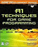 AI Techniques for Game Programming (text only) by M. Buckland