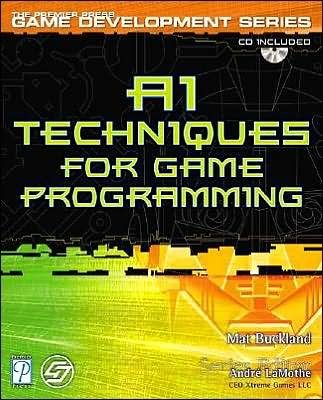 AI Techniques for Game Programming (text only) by M. Buckland by Course Technology PTR;