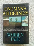 One Man's Wilderness, Warren Page, 0030860091